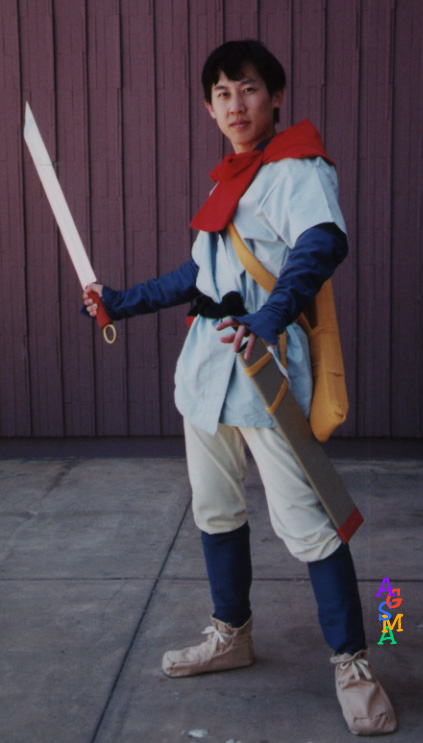 Princess+mononoke+ashitaka+costume