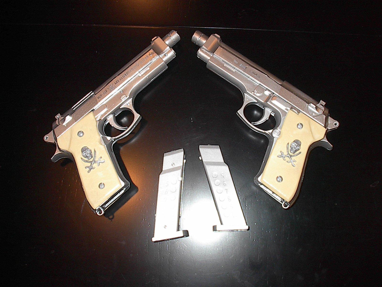 92fs grips - Semi-Auto Handguns