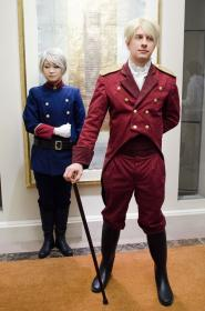 Count Crutheo from Aldnoah Zero worn by SpookyElectric