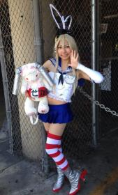 Shimakaze from Kantai Collection ~Kan Colle~ worn by CherryTeaGirl
