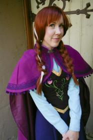 Anna from Frozen  by