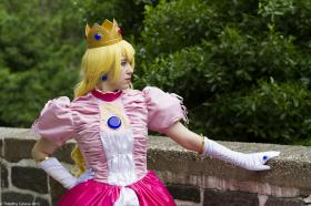 Princess Peach from Super Smash Bros. Brawl worn by Ryoko-Dono