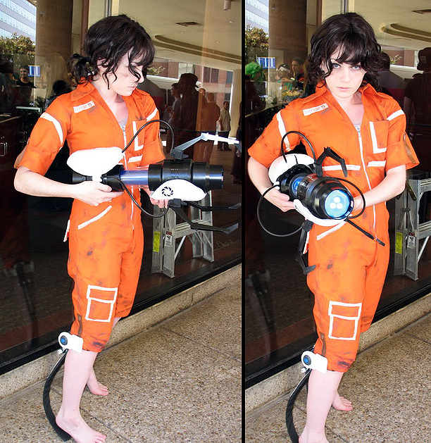 portal 2 chell cosplay. forums i have Leg accessories , stephen eide shots i find Mcmmay , on of portal Portal+chell+cosplay Portal, chell portal mcmmay , uploaded Mcmmay
