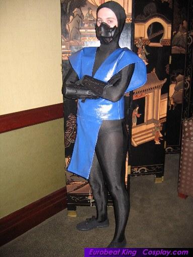 mortal kombat sub zero costume. mortal kombat sub zero costume