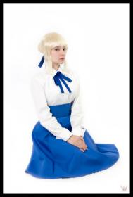 Saber from Fate/Stay Night worn by Sinnocent