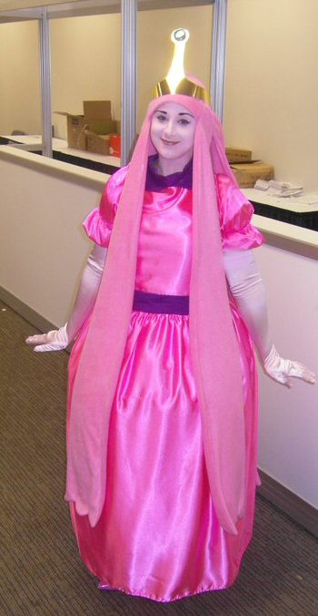 Princess+bubblegum+costume+for+adults