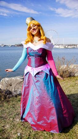 Princess Aurora from Sleeping Beauty worn by Dokudel