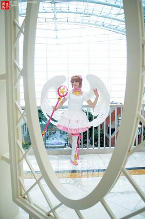 Sakura Kinomoto from Card Captor Sakura worn by breathlessaire