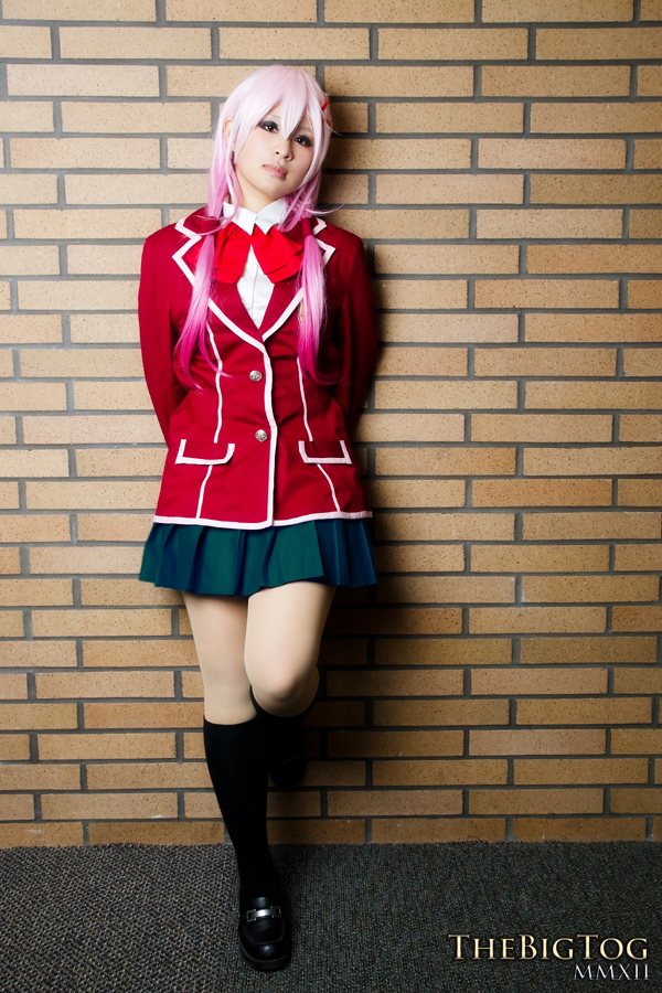 Guilty Crown-Inori Yuzuriha cosplay