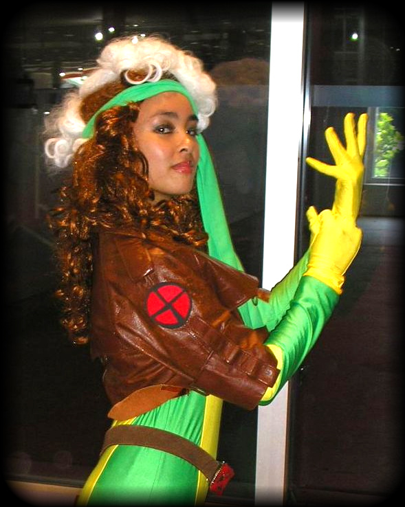 x Men Rogue Halloween Costume Rogue x Men Costume Ideas