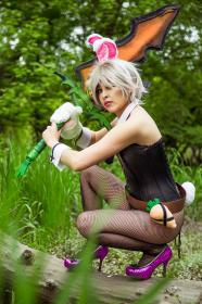 Riven from League of Legends worn by The Shining Polaris