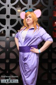 Gadget Hackwrench from Chip 'n Dale Rescue Rangers worn by Elly~Star