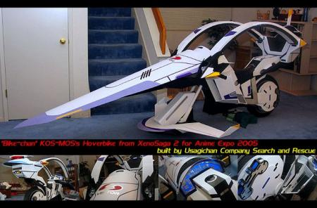 KOS-MOS from Xenosaga Episode I: Der Wille zur Macht worn by Lionboogy