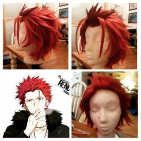 Mikoto Suoh from K / K Project worn by Hokaido Planet