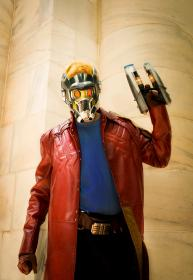 Star-Lord from Guardians of the Galaxy worn by OrochiSerge
