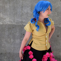 Cosplayer Mostflogged on American Cosplay Paradise