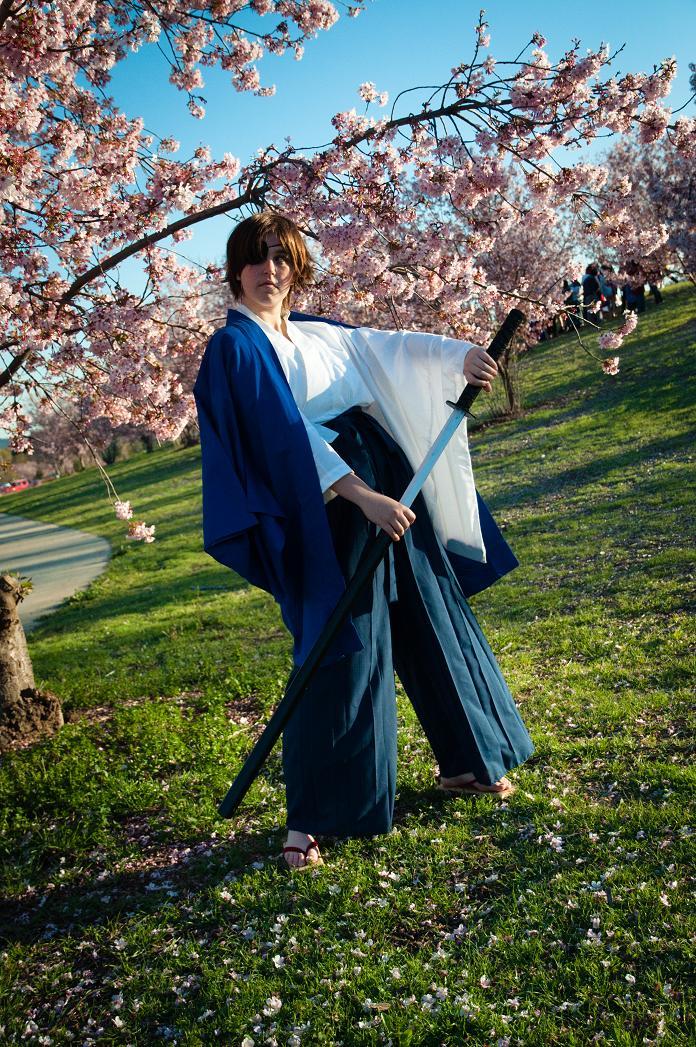 date masamune cosplay. Costume: Date Masamune