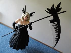 Maka Albarn from Soul Eater worn by RedFireFly