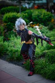 Haseo from .hack//GU worn by arcane drifter