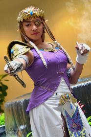 Zelda from Super Smash Bros. Brawl worn by Havenaims