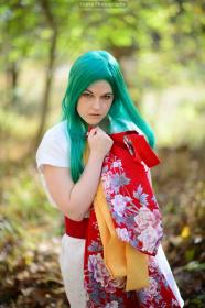 Io from Mushishi worn by Ashbrie