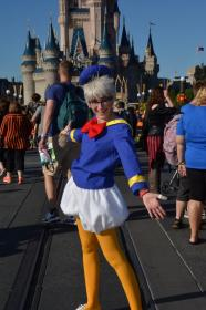 Donald Duck from Disney worn by RedKat
