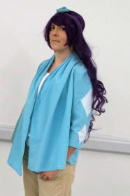 Suicune from Pokemon worn by Micaiah