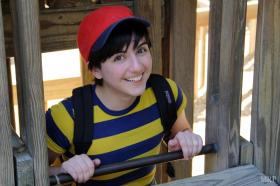 Ness from Earthbound / Mother 2 worn by Gideon Ephraim