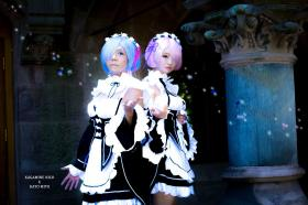Rem from Re:ZERO -Starting Life in Another World- worn by Nico