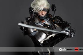 Raiden from Metal Gear Rising: Revengeance worn by AndrewMakesThings