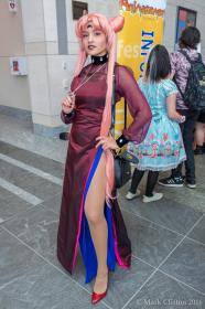 Black Lady from Sailor Moon R worn by Fushicho
