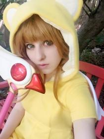 Sakura Kinomoto from Card Captor Sakura worn by Felicia Dark