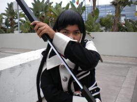 Yu Kanda from D. Gray-Man worn by Shadow-Fang