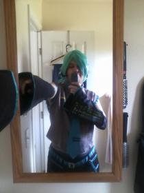 Hatsune Mikuo from Vocaloid 2 worn by Surferbrg