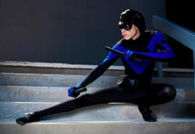 Nightwing from DC Comics worn by EthanFoxx