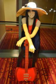Marceline the Vampire Queen from Adventure Time with Finn and Jake worn by Acelena