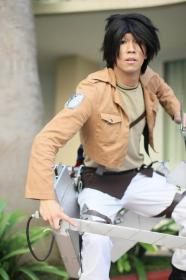 Eren Yeager from Attack on Titan worn by Rin Dunois