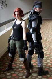 Solid Snake from Metal Gear Solid worn by exsoldiersnake