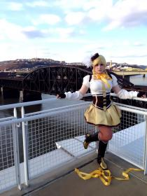 Mami Tomoe from Madoka Magica worn by Baszle