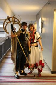 Syaoran from Tsubasa: Reservoir Chronicle worn by Quiz