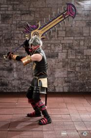Haseo from .hack//GU worn by Quiz