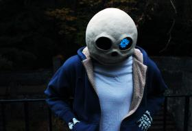 Sans from Undertale worn by Sinth