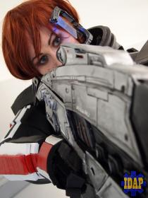 Commander Shepard from Mass Effect 3 worn by LadyCels
