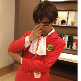 Keima Katsuragi from The World God Only Knows worn by animeange