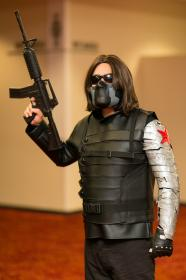 Winter Soldier from Captain America: The Winter Soldier worn by Bulgogi Boy