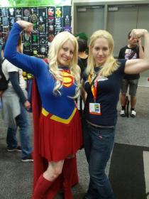 Supergirl from DC Comics worn by Lirulin