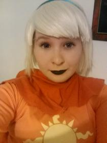 Rose Lalonde from MS Paint Adventures / Homestuck worn by Roxyyyy