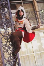 Ezio Auditore da Firenze from Assassin's Creed 2 worn by Andy Does Cosplay