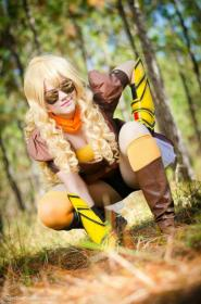Yang Xiao Long  from RWBY worn by Andy Does Cosplay
