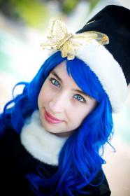 Juvia Lockser from Fairy Tail worn by Charberry Cosplay